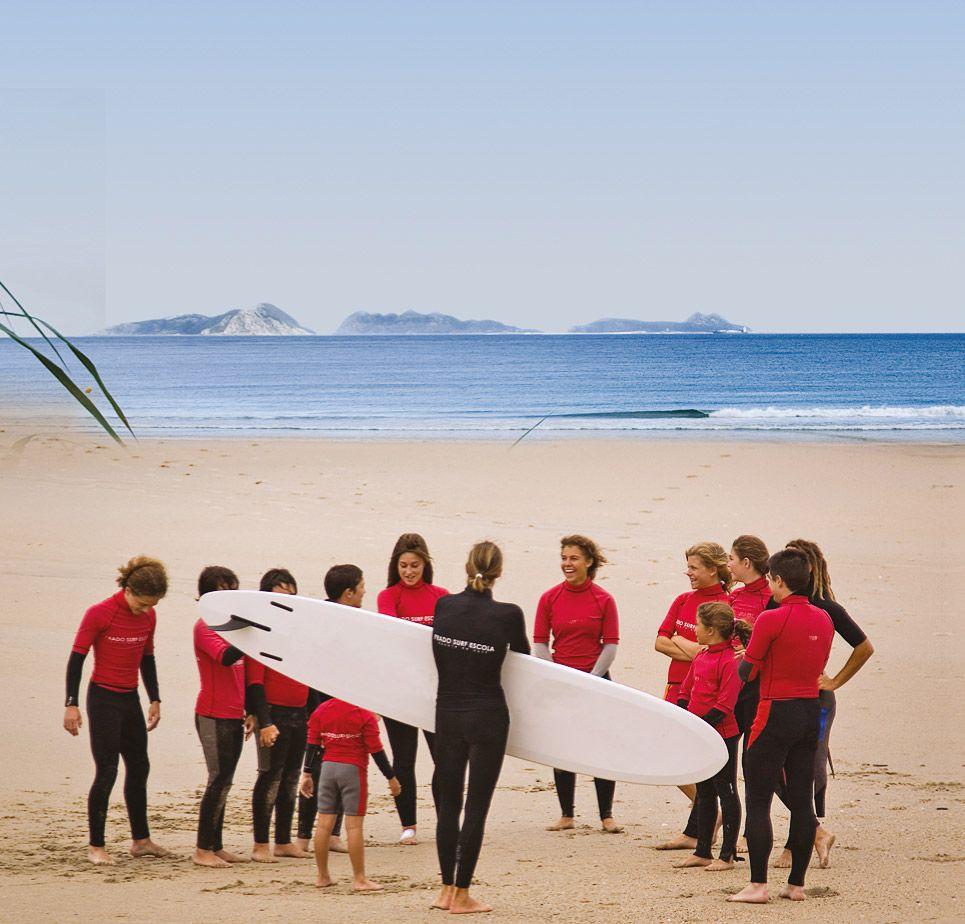 Escuela de surf en galicia con más de 20 años de experiencia