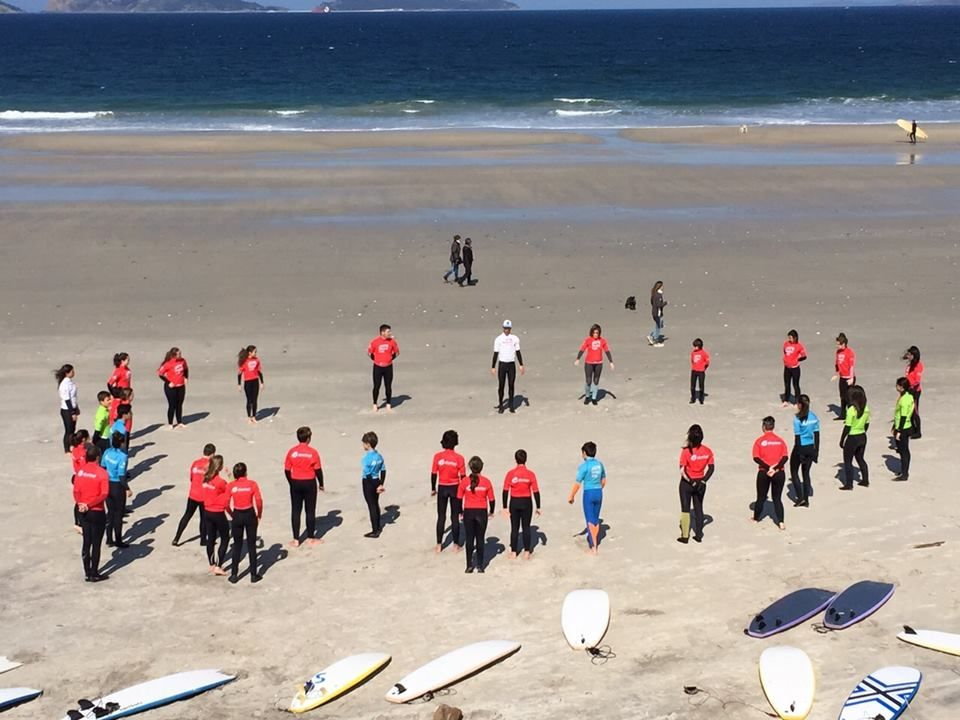 Ocean Initiatives 2016 – 19 marzo Playa de Patos (Nigrán)
