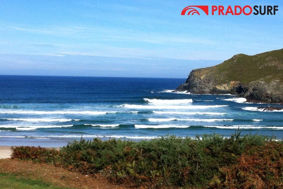 fotografía de playa de pantín