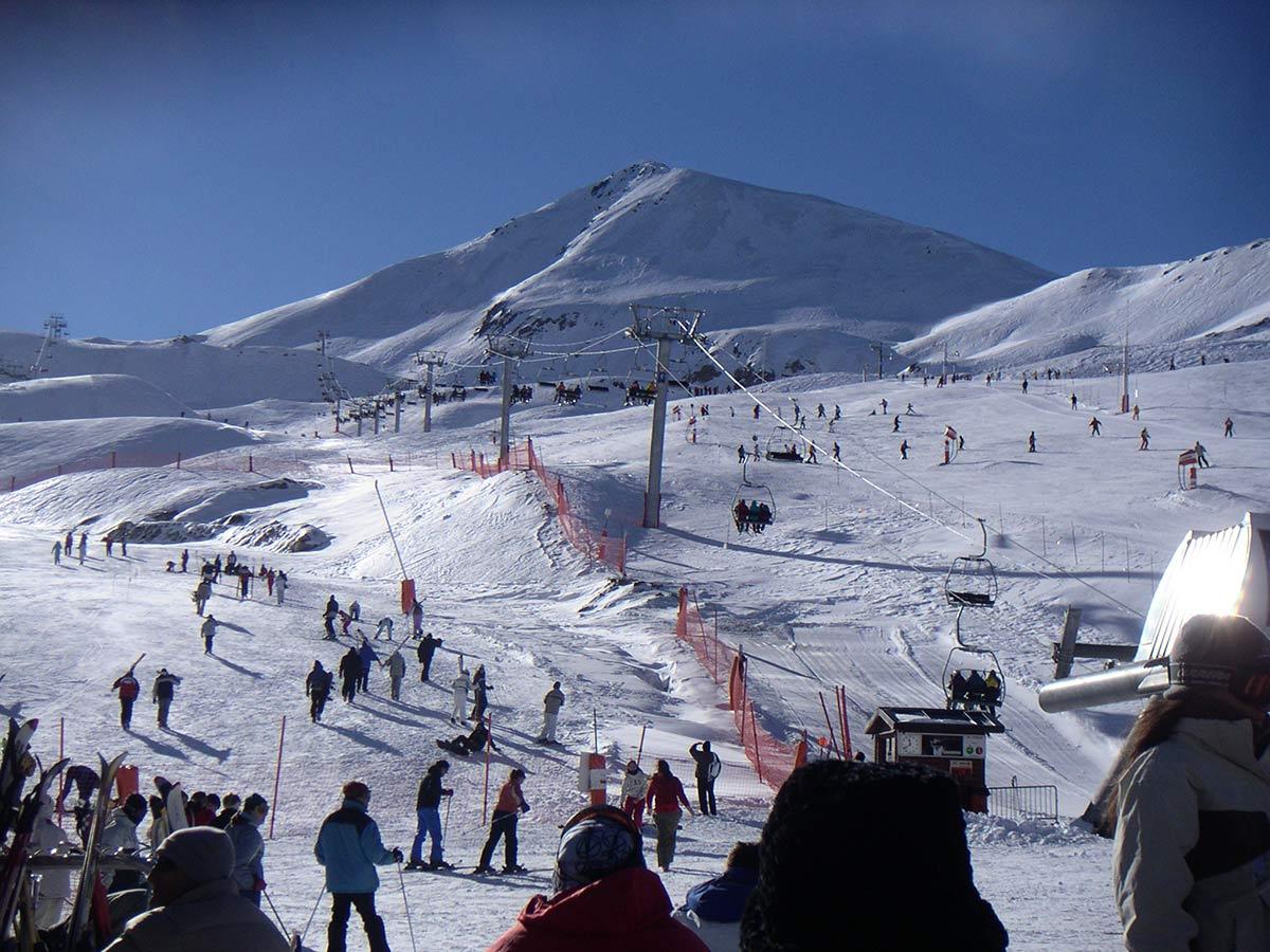 Ski resort Boí Taüll