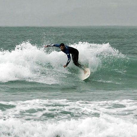 Javier aguado monitor prado surf