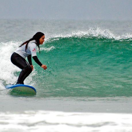 Paula Vilán Prado Surf Patos