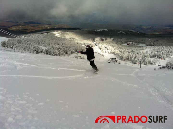 Excursión a la nieve oferta