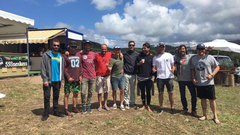 Segunda prueba del Circuito Gallego de Surf – Praia de Esteiro 59cc1825c3b