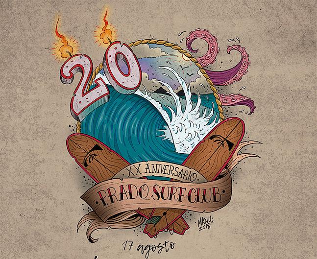 aniversario prado surf playa patos