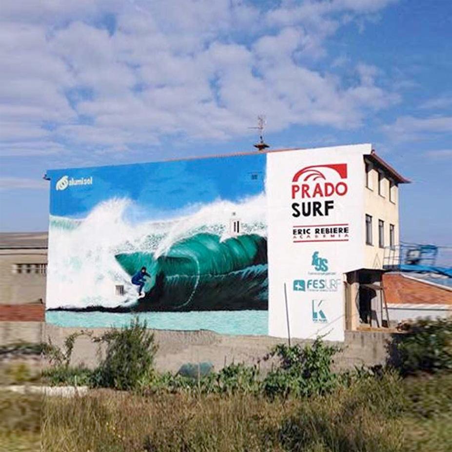 Escuela de Surf Sabón